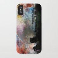 bioshock infinite iPhone & iPod Cases featuring Infinite by J.Lauren