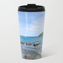 Puffin Island Travel Mug