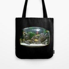 fisheye. Tote Bag