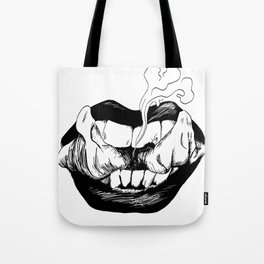 Bifurcation Tote Bag