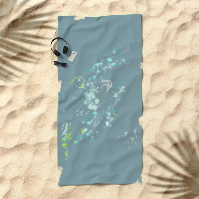 sprinkle - cs195 Beach Towel