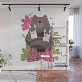 Love and Cute Wall Mural