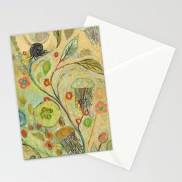 Embracing the Journey Stationery Cards