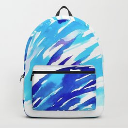 100 Days of Color: Day 41 Backpack