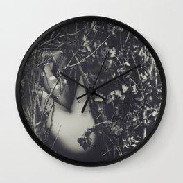 Hiedra/Ivy Wall Clock