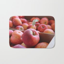 Harvest Apples Bath Mat