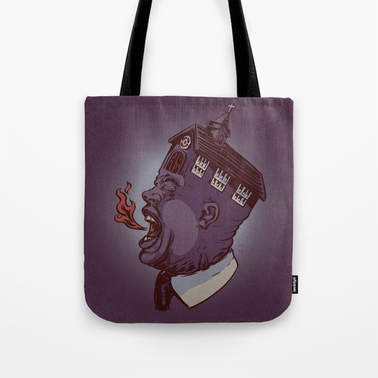 Screaming For Truth Tote Bag