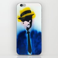 suits iPhone & iPod Skins featuring SUITS by Clay Bakkum