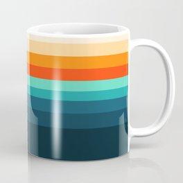 Retro Verve Coffee Mug