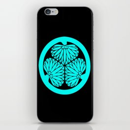 Lone Wolf and Cub Crest iPhone Skin