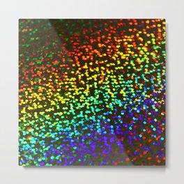 Glimmer & Gleam Metal Print
