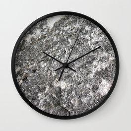Granite Stone Wall Clock