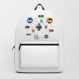 Ethereum Transactions Backpack