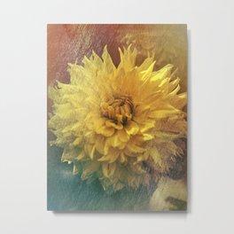 Chrysanthemum Beauty Metal Print