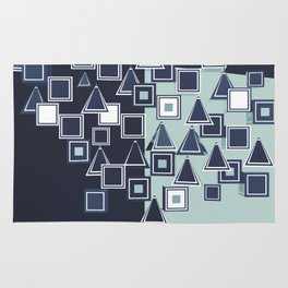 Abstract Composition 341 Rug