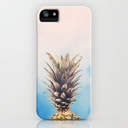 Pine Head iPhone Case