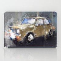 minion iPad Cases featuring Minion by mystudio69