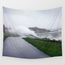 Storm Wall Wall Tapestry