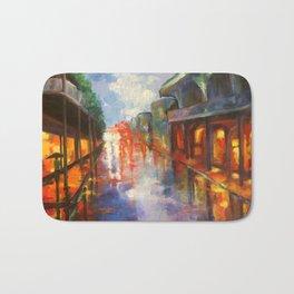 French Quarter Bath Mat