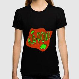 Ka-Pow - Cartoon T-shirt