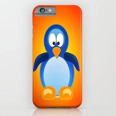 Penguin Blue iPhone 6s Slim Case