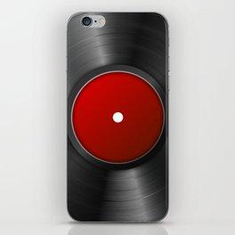 Vinyl Record iPhone Skin
