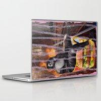mac Laptop & iPad Skins featuring Big Mac by Ibbanez