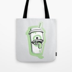 Latte Ghost Tote Bag