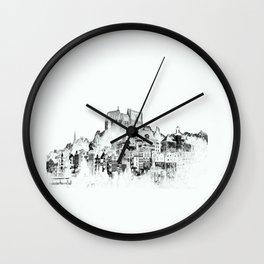 City Marburg Wall Clock