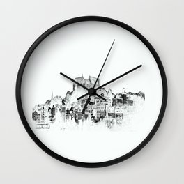 City Marburg Wall Clock