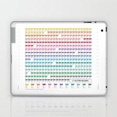 Calendar 2014 Laptop & iPad Skin