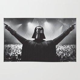 Darth Vader rocks the party Rug