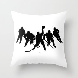 #TheJumpmanSeries, The Mighty Ducks Throw Pillow