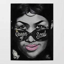 Queen of Soul Poster