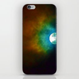 """""""March Moon #66"""" iPhone Skin"""