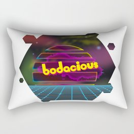 Bodacious Rectangular Pillow