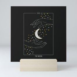 The Moon - Tarot Illustration Mini Art Print