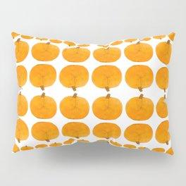 Pumpkin Pattern | Rustic Pillow Sham