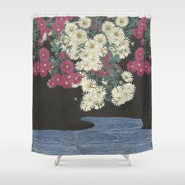 The beauty already there. Shower Curtain