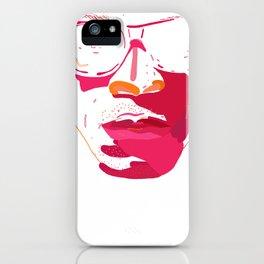 Zebra_Katz ANALOG zine iPhone Case