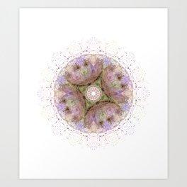 Floralesque Art Print