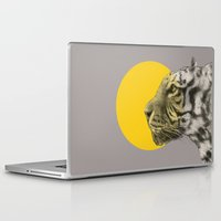 eric fan Laptop & iPad Skins featuring Wild 4 by Eric Fan & Garima Dhawan by Garima Dhawan