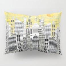 Plaid City Pillow Sham