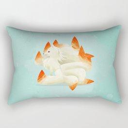 038 Ninetales Rectangular Pillow