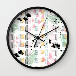 Linear equation Wall Clock