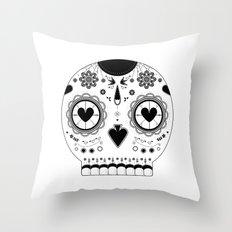 LOVE BOLDLY Throw Pillow