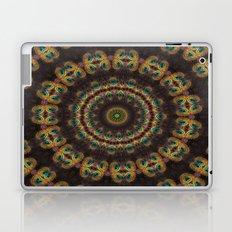 Peacock Velvet Laptop & iPad Skin