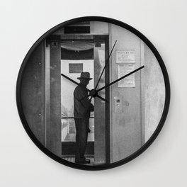 Elevator Wall Clock
