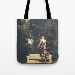 Room(s) With a View Tote Bag