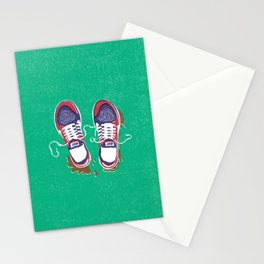 Nike trainers Stationery Cards